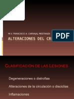 Tema 4.  ALTERACIÓN DEL CRECIMIENTO
