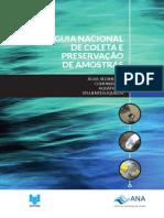 CETESB - Guia Nacional Coleta e Preservação De amostras De Água -2012