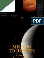 NASA Galileo Mission to Jupiter and Its Moons