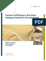 Report Human Trafficking in the Sinai