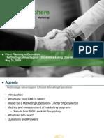 Alterian Webinar MarketSphere May 21 2009 Presentation Final vPrint 2