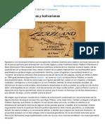 Aviles - Geometrias Victorianas y Bolivarianas