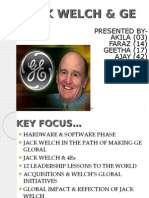 JACK WELCH'S VISION (International HRM)