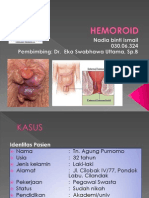 Case Hemoroid Nadia