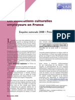 Associations Culturelles Employeurs en France