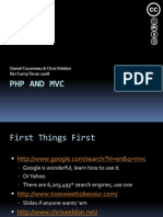 php-and-mvc