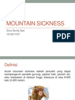 Mountain Sickness