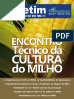 Revista Encontro Tecnico Do Milho 2011