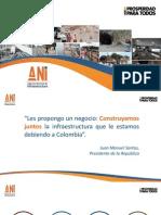 Cuarta Generación de Concesiones (4G) - Agencia Nacional de Infraestructura -ANI-