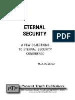 Booklet Eternal Security