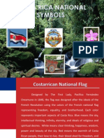 Costa Rica National Symbols