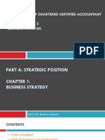 P3 - Business Analysis