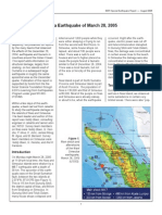 Indonesia Sumatra Northern Report