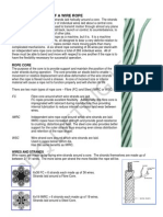 Basic Inspection Criteria for Wire Rope Slings | Rope | Wire