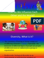 introduction to how do our differences make the world turn power use this pptx