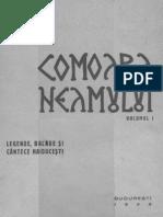 Comoara Neamului - Vol. 1 Legende, balade şi cântece haiduceşti