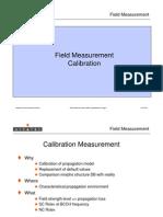 RNP  Field Measurements Calibration