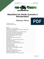 Perez Mariano - Asesinos en Serie Locura O Perversion