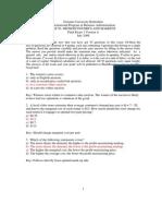 Exam2008-07A-Key