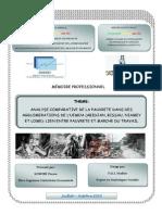 Analyse comparative de la pauvreté dans des agglomérations de l'UEMOA (Abidjan, Bissau, Niamey et Lomé)