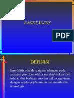 Ensefaliti s