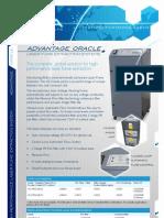 Advantage Oracle Datasheet