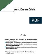 Crisis!!!