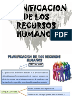 Diapositivas de Planificacion de Recursos Humanos