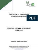 Propuesta Wifi Colombia Genesys