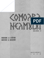Comoara Neamului - Vol. 9 Proverbe şi zicători, idiotisme şi locuţiuni