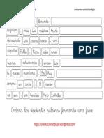 Conciencia Fonologica de Frases 7