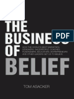 The Business of Belief_ How the - Tom Asacker
