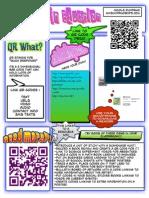 Qr Codes Presentation Handout, Dec. 2013