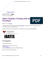IBatis MyBatis Working With Stored Procedures _ Loiane Groner