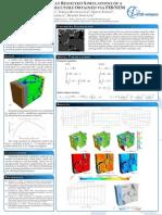 3D Microstructrue Electrochemistry Model