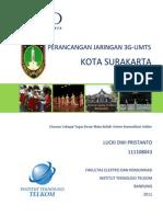 Perancangan UMTS Surakarta