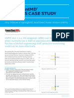 Powerplantmd Southwest Power Station Case Study