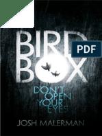 Bird Box - Josh Malerman - Extract