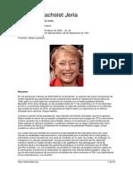Bachelet Biografia