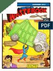 Coburn Waste Book