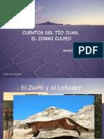 CUENTOS DEL TÍO JUAN, EL ZORRO CULPEO