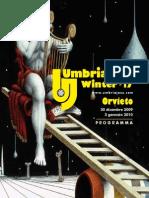 Umbria Jazz Winter 2017 Programma