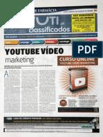 Youtube Vídeo Marketing no Diário de Notícias