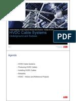 3. HVDC Cables 2