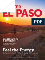 Livability Greater El Paso, TX 2014