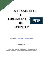 62821577 Apostila de Planejamento e Organizacao de Eventos