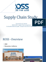 Ross Supply Chain Study