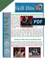 Skill Bits Fall 2013