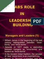 Leadership ISABS