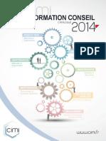 Formation Conseil Cimi 2014